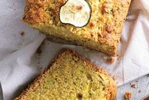 Squash og mais brød