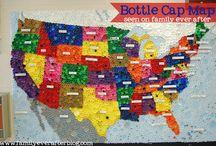 ArtEd - Bottle Caps