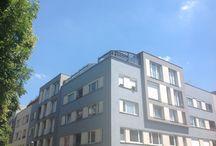 Zajímavá realizace zastřešení terasy CORSO PREMIUM v 5. patře bytového domu.