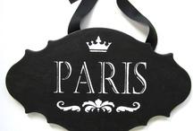 J'adore Paris / by Sandy Vogelman