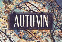Autumn / by Penny Harvey