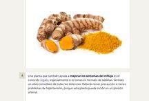 Remedios / Remedios naturales para diferentes sintomas
