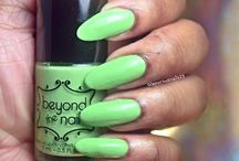 Beyond The Nail / Canadian Indie Polish Brand!