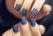 Nail Art: Minimalist
