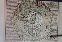 Ancient Maps of Sea Kings