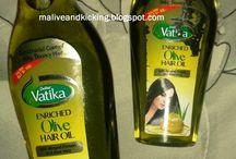 Dabur Vatika Olive Oil Review
