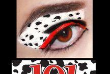 101 Dalmatians (R-B-W Colors) / by Heidi Durke-Clark
