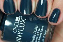 Cnd Vinylux ♡