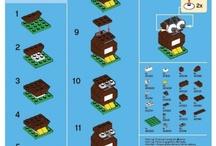 lego összeépítés