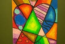 Srdiečko-mozaika