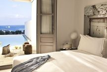 Anemi Hotel, Folegandros / The chic and stylish Anemi Hotel in Folegandros http://www.mediteranique.com/hotels-greece/folegandros/anemi-hotel/