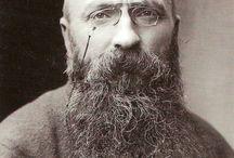 Auguste Rodin / François-Auguste-René Rodin (Parigi, 12 novembre 1840 – Meudon, 17 novembre 1917) scultore e pittore francese.