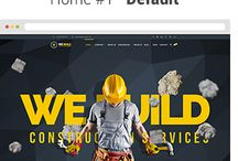 We Build - Construction, Building WP Theme / We Build is the perfect Premium WordPress theme for your construction business that will make your life easier and will brighten up your ideas with the modern design that you can customize it yourself.  It is designed specifically for Building Services, Architecture, Interior Design, Renovation Services and many more, being the theme that everybody wants to have because it is SEO