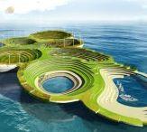 yüzen yapılar (floating structures)