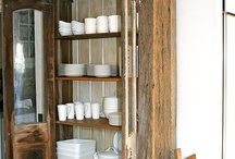 Dish Cabinets
