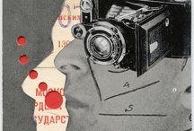TÉCNICAS - Collage surreal