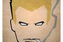 Hellblazer / John Constantine & friends