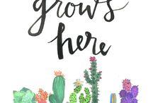 >Love Grows Here<