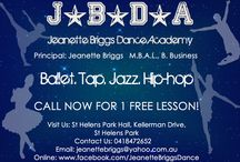 FLYERS / some advertising for JBDA please re-pin!