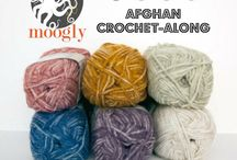 2016 Moogly Afghan Crochet-Along / All the patterns for 2016 - and they are all FREE! Get the details at http://www.mooglyblog.com/mooglycal-2016/