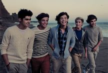 One Direction <3 / by Karryn Overstreet