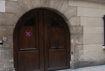 paris_doors / summer2011