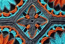 Crochet, tricô e afins