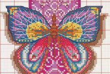 Cross stitching/Вышивка крестиком
