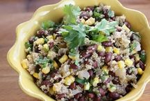 Quinoa Recipes / by Janet Briggs