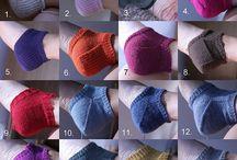 Tekniker knitting