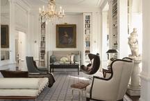 Interiors--sitting rooms / by Debra McQuin