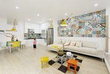 Wzorzyste wnętrza / Patterned interiors