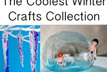 Crafts - Winter / Winter themed crafts for kids
