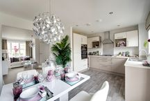 Dining Room Ideas | Lovell Homes / Dining room ideas to suite every style!   http://www.lovellnewhomes.co.uk/