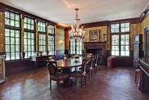 dining rooms / dining rooms in old houses
