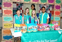 Girl Scout Cookie Selling Ideas / Girl Scout cookie selling tips and ideas.