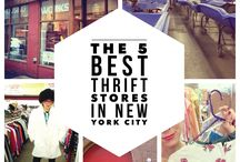 Where to Go Thrift Store Shopping