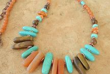 Boho Midwestern style necklaces ideas