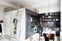 small spaces / minimalism