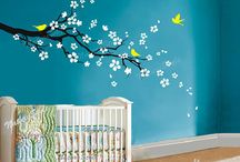 Wall Decals / by Marilyn Taylor