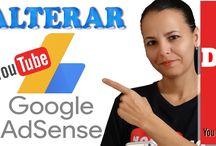 Como alterar conta Adsense Youtube