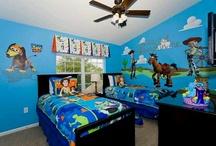 Riley's new bedroom