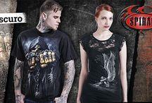 Spiral / Spiral Direct Ltd. è un brand di abbigliamento specializzato in moda Heavy Metal e Gothic, con capi pensati per donne, bambini e uomini.