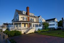 Beach House Inn - Kennebunk, Maine / The Beach House Inn Kennebunkport offers an exceptional ocean view across Kennebunk Beach. Our bed and breakfast is a luxurious historic seaside inn, evoking a breezy, informal atmosphere, much like a private beach cottage.  A warm welcome awaits you…
