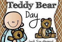 Teddy Bear Day / by Carrie Bilancio