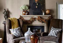 """Classic rustic / n """"Eclectiese"""" vermenging van die rustieke en klasieke style kan net mooi wees."""