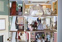 Georgian dollhouse 1/12