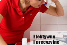 Oczyszczanie nosa i zatok / Medyczne nowości pozwalające skutecznie oczyszczać nos i zatoki, zwalczać przeziębienie i katar.