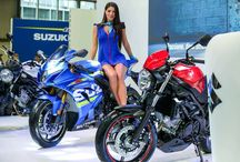 EICMA 2015 / Photos from the annual trade show in Milan.