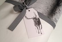 Gifted / Gift wrapping / by 'Chelle Graven